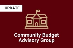 Budget Advisory volunteers begin new round of reduction advice